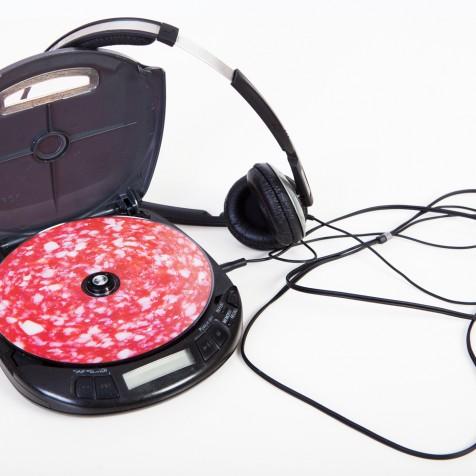 Gerai atrodo ir CD grotuve