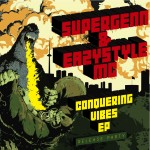 CONQUERING VIBES EP FLAER3