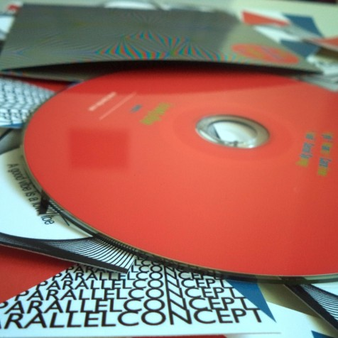 "Parallel Concept ""High"" CD"